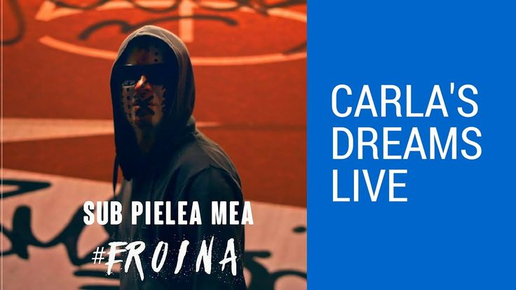 Carla's Dreams - Sub Pielea Mea Live #eroina (Teaser Video)