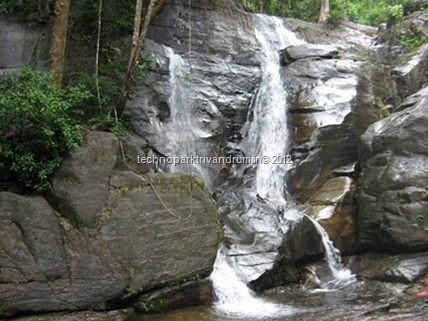 Vazhvanthol waterfalls, Trivandrum