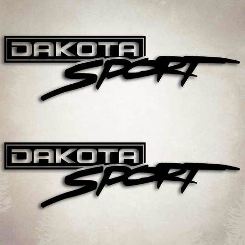 Dodge Dakota Sport Truck Decal Set
