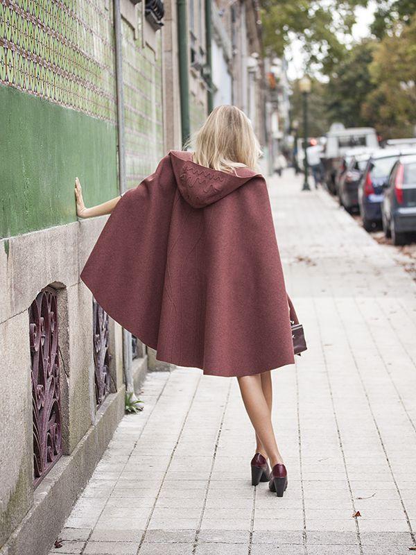 GET READY FOR FALL* Dona Capucha promo! http://www.acapucha.pt/en/product-details/woman/dona-capucha