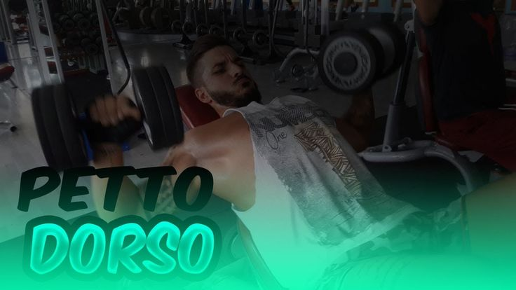 Chest And Back Superset and Triset