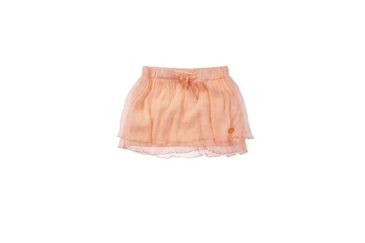 Maison Espin miniskirt ss13, #maisonespin #springsummercollection13 #womancollection #skirt #lovely #MadewithLove #romanticstyle #milano #colour