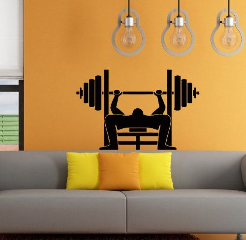 Best Gym Deco Images On Pinterest Powerlifting Motivation - Back window stickers for trucksamazoncom ragnar lothbrok vikings rear window decal graphic