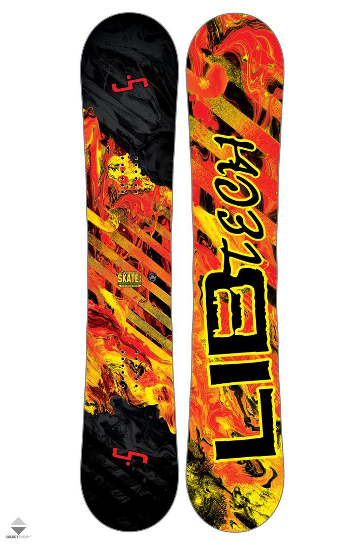 Deska Snowboardowa Lib Tech Skate Banana154