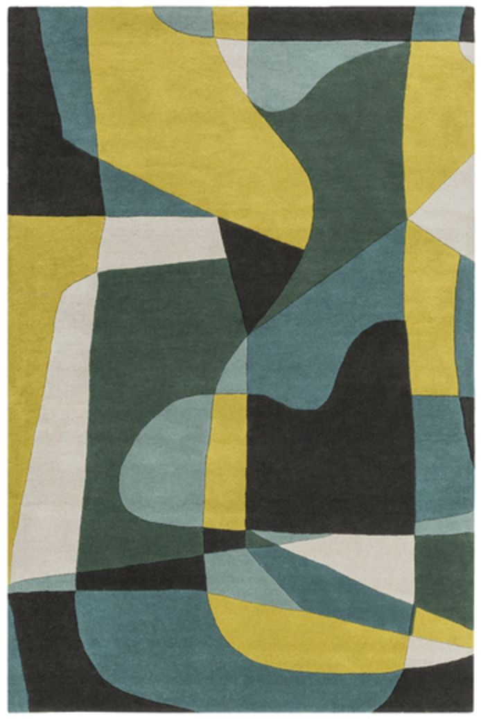 crafty design teal area rug. Modern Forum rug by Surya featuring bold  organic shapes with a dramatic POP of vibrant 838 best Shades Blue images on Pinterest
