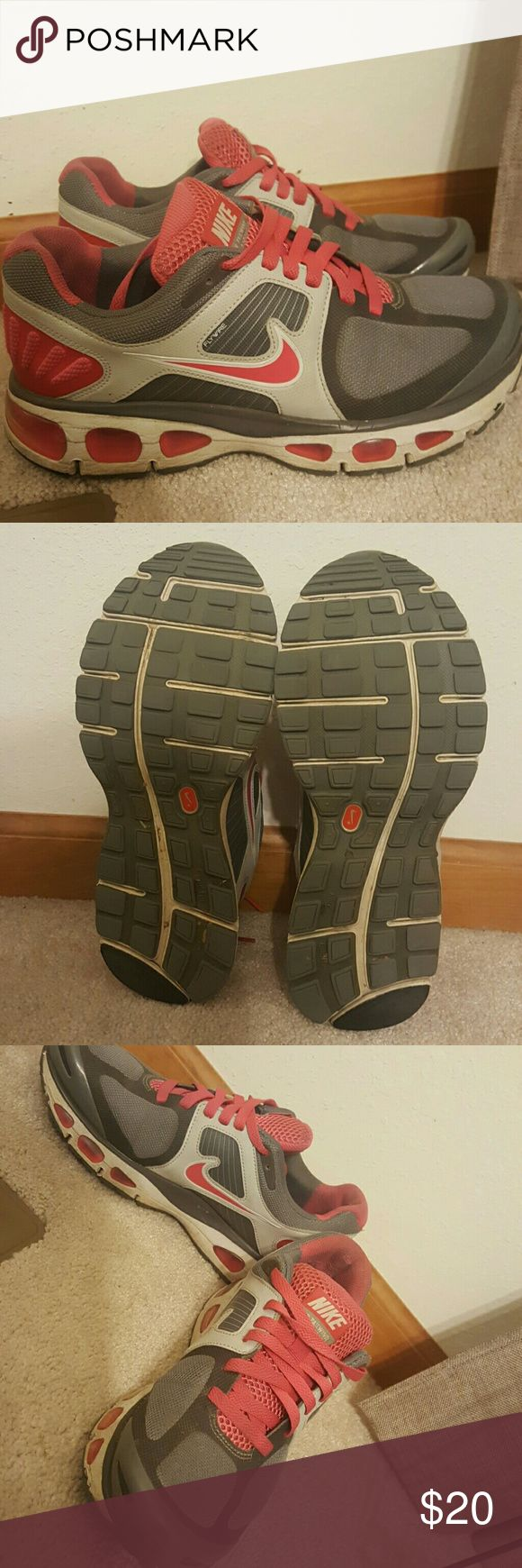 Womens Nike Air Tailwind shoes Used but in still good condition. Very cute! Nike Shoes Athletic Shoes