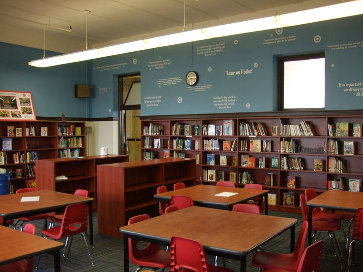 Classroom Wall Design For Elementary ~ Images about library design on pinterest high