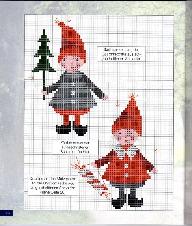 1541 best knit charts images on Pinterest
