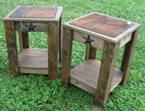 Rustic End Tables best 10+ bedroom end tables ideas on pinterest | decorating end