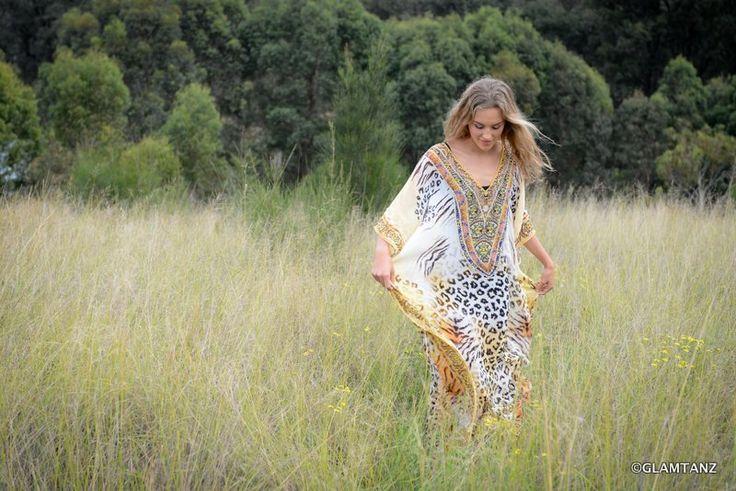 GlamTanz  |  Kaftans www.glamtanz.com.au