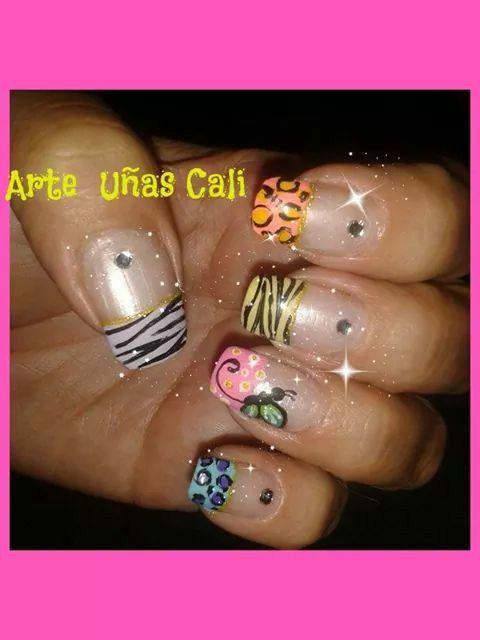 Decorados para tus uñas