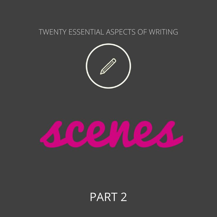 Four tips for when no scenes are required