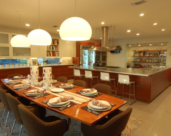 Mid Century Modern Kitchens Design, Pictures, Remodel, Decor and Ideas - page 10