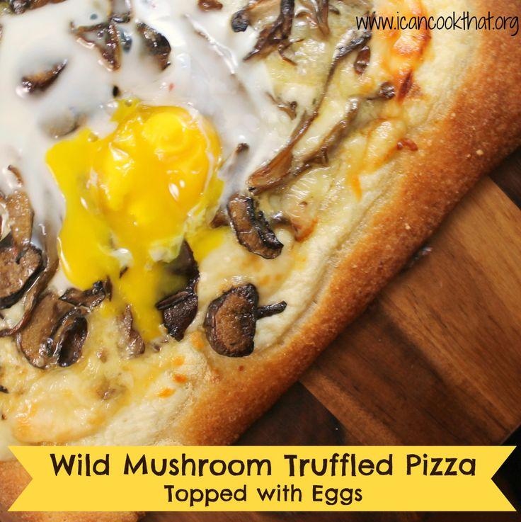 ... pizza wild mushrooms the egg lol cake pizzas forward wild mushroom
