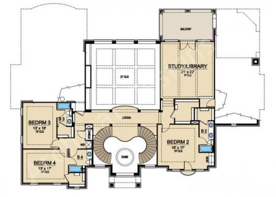 cool residential house plans. The Neuschwanstein residential house plan features a breath taking Grand  Staircase when you first enter This Luxury also boast formal layout 73 best Floor Plans images on Pinterest plans House