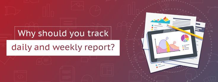 Reporting of your website is vital if you are running an online business and have a website. This helps you understand your current market position and all other necessary analytics required to track your business performance. But is monthly report tracking is sufficient to have a good idea about your website performance or should you also keep a watch on the weekly and often regular reports?