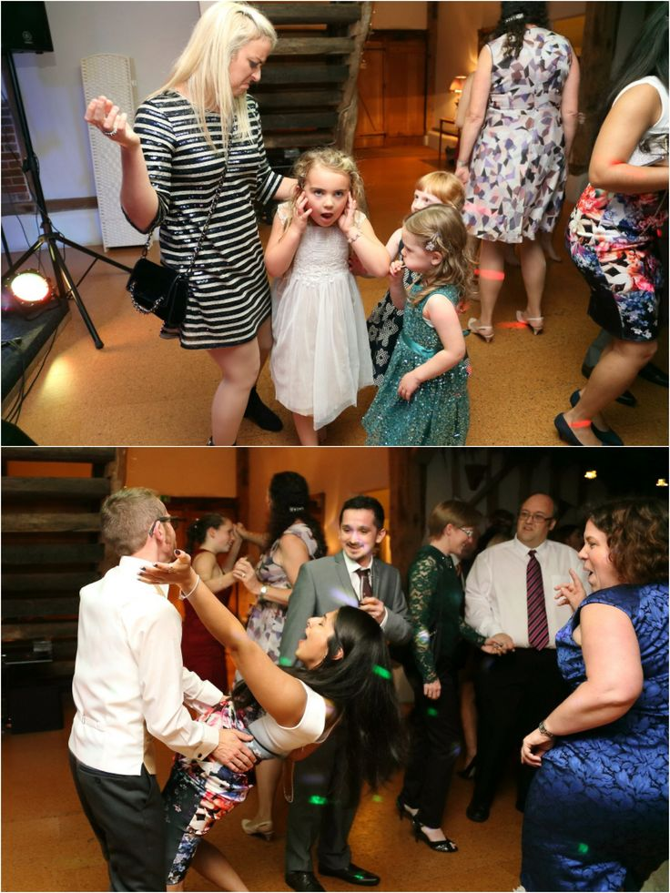 alternative, quirky documentary wedding photography at rustic wedding, Moreves barn in Suffolk
