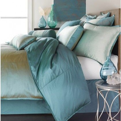Mystic Valley Traders Profiles Turquoise Duvet Set