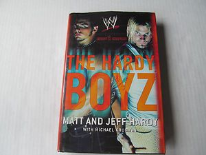 wwe the hardy boys book | The Hardy Boys WWE WWF Wrestling Book Story Exist 2 Inspire Jeff Matt ...