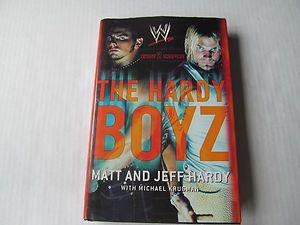 wwe the hardy boys book | The Hardy Boys WWE WWF Wrestling Book Story Exist 2 Inspire Jeff Matt ...