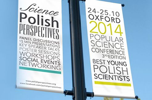 """On 24th and 25th October, the third edition of the """"Science. Polish Perspectives"""" conference will be held in Oxford. It is a popular science conference directed at young researchers, PhD students and undergraduates of Polish origin, conducting their research at universities and institutes outside of Poland.  The event is held under Link to Poland's media patronage."""