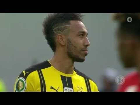 DFB Pokalfinale 2016 Fc Bayern München vs. Borussia Dortmund [Full Match...