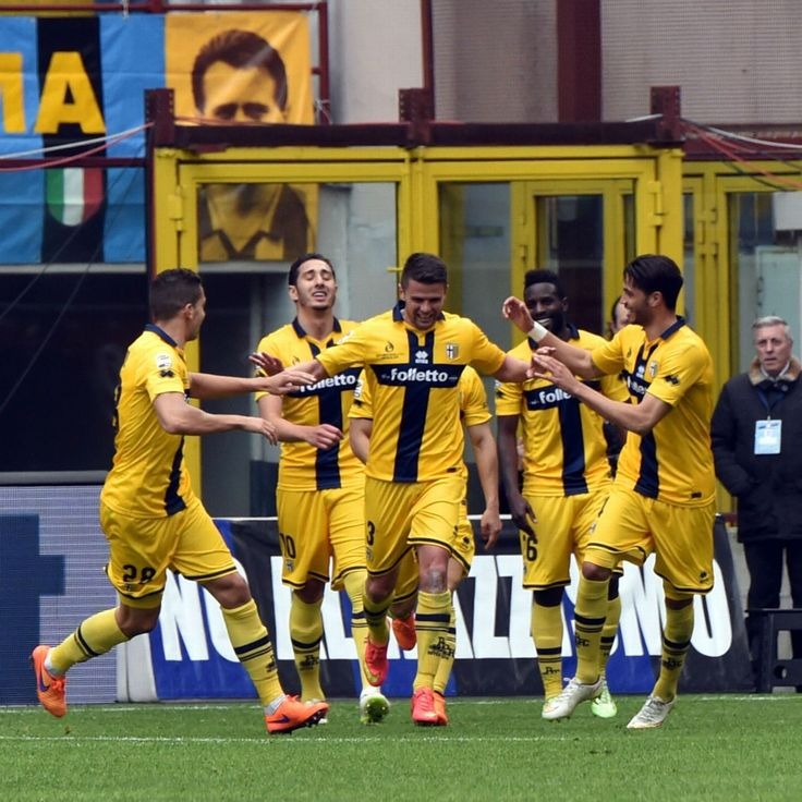 @Parma Crociati, Ducali, Gialloblù, Parmensi!  #9ine
