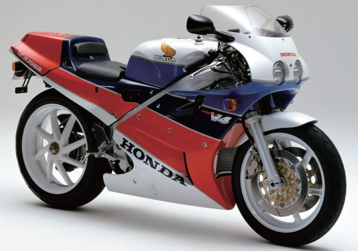 The Five Best Honda Motorcycles Of 80s