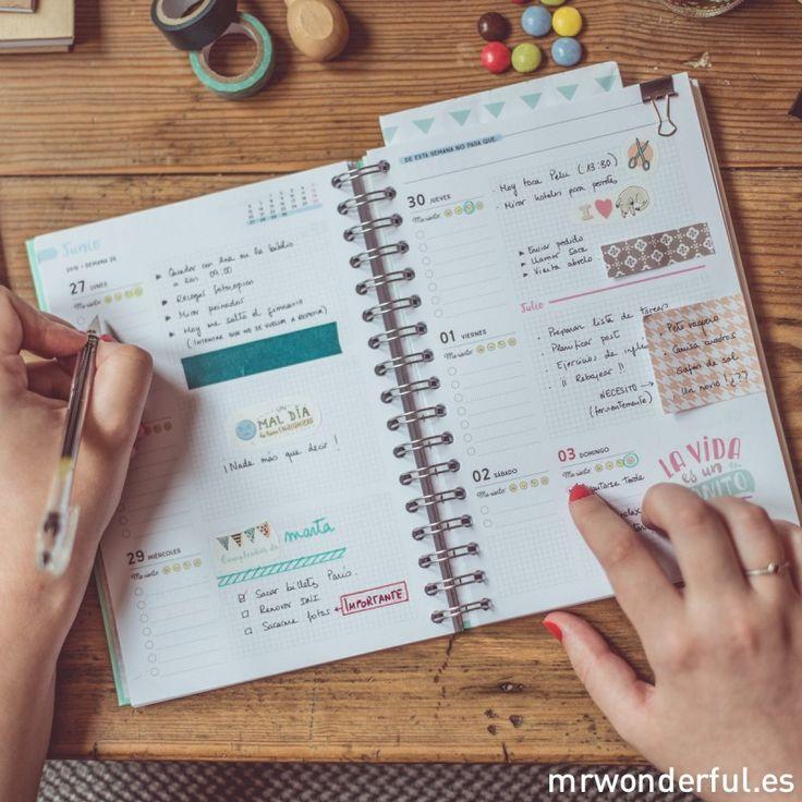 Agenda SEP 2015 - DIC 2016 ¿Qué planes geniales tienes para hoy?