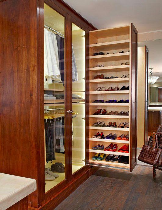 10 dicas essenciais para montar um closet pequeno - Armarios para montar ...