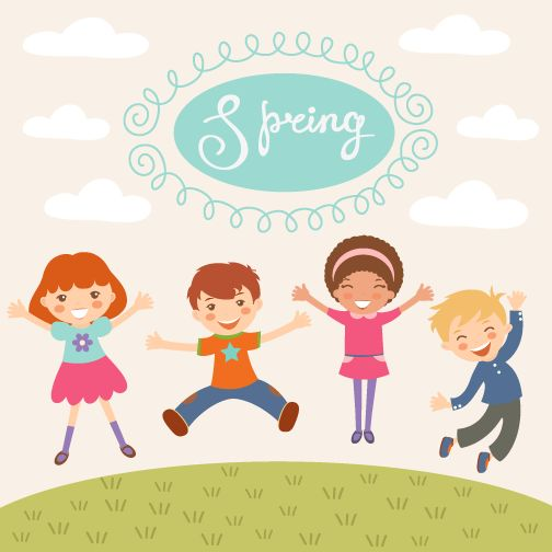 Wishing you a bright & happy spring!