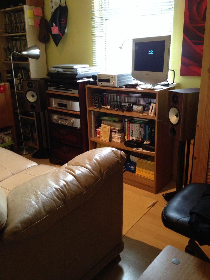 My Listening Room Audiophile Listening Rooms Pinterest