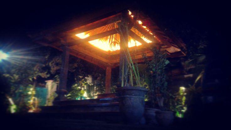 Rumah Tua Kaliuntu, lighting design by CLICK.
