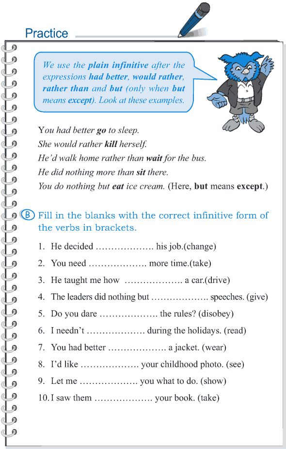 Grade 5 Grammar Lesson 3 Verbs finite and non-finite
