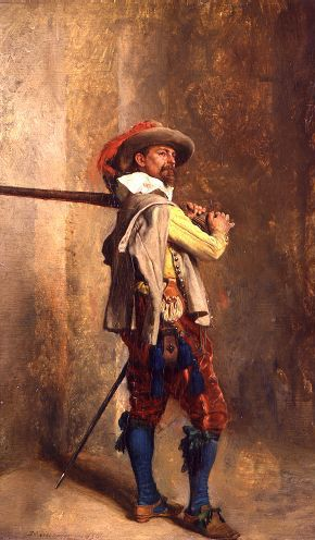 A Musketeer - The Time of Louis XIII