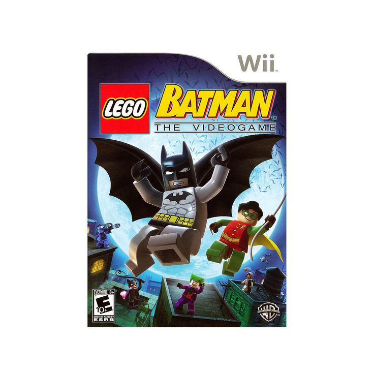 Lego Batman: The Videogame Nintendo Wii