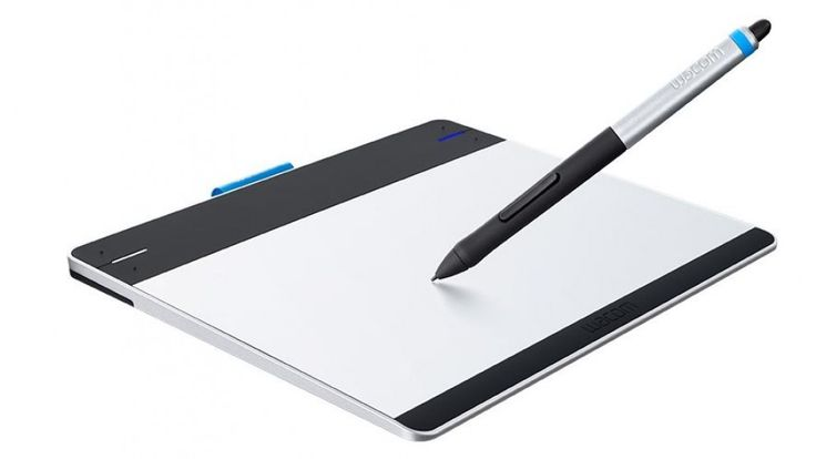 Wacom Intuos Creative Pen & Touch Tablet - Small