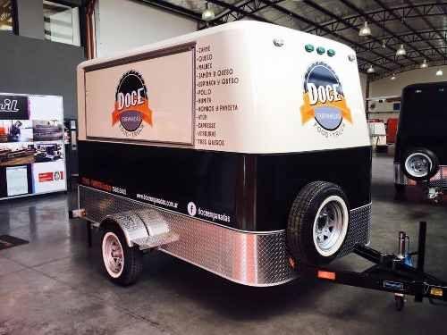 Food Truck, Gastronomico Americano. Patentado De Fábrica!