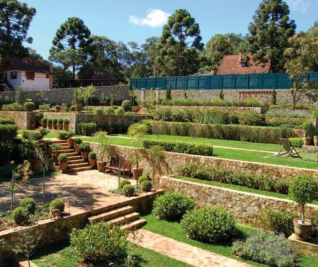 36 mejores im genes sobre paisajismo en pinterest jard n for Paisajismo jardines fotos