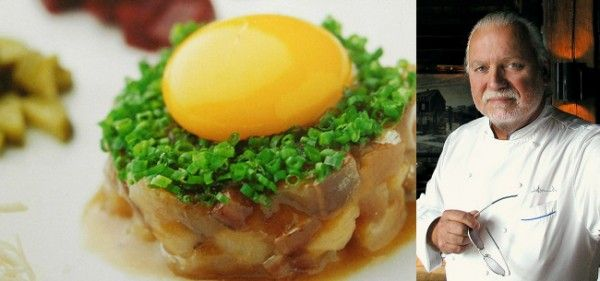 Швеция на столе. №5 Silltartar от Leif Mannerström #Sweden #recipes #gastronomy