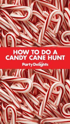 Looking for a fun Christmas activity for kids? How about a candy cane hunt? This Christmas scavenger hunt idea will be loads of fun and get everyone in the Christmas spirit! If could even work as a Christmas party game for kids.
