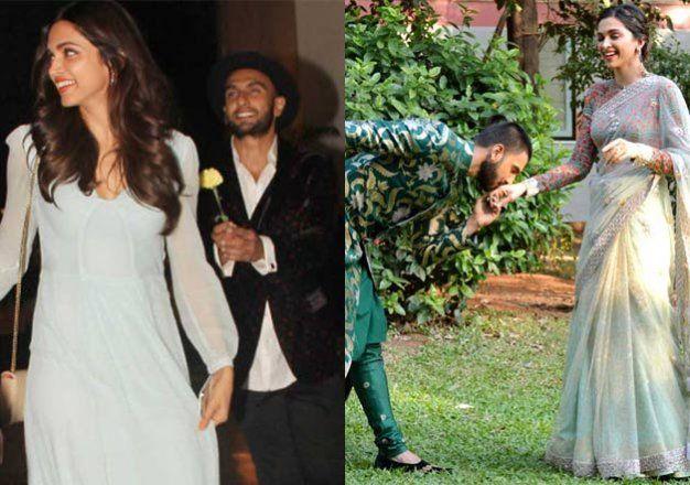 Ranveer Singh and Deepika Padukone's love story | Ranveer ...