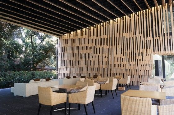 隈研吾設計のカフェ 東大本郷キャンパス「廚 菓子 くろぎ」 | Vingle