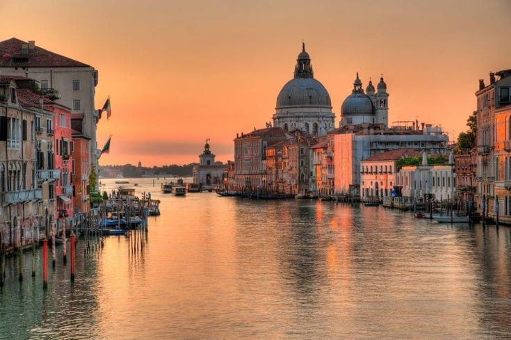 Holidays in Italy. Hotels in Venice