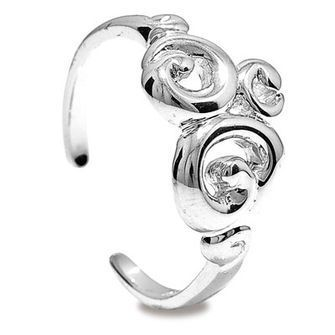 Buy our Australian made Sterling Silver Toe Ring - BEE-35273 online. Explore our range of custom made chain jewellery, rings, pendants, earrings and charms.