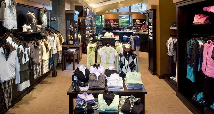 BIGHORN Golf Club - Golf Shop