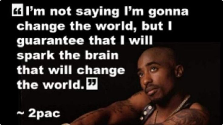 Tupac Quotes: 17 Best Tupac Quotes On Pinterest