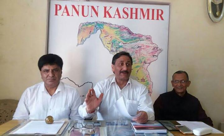 Panun Kashmir organized a Press Conference at Jammu today. The Press Conference was addressed by Shri Ashwani Kumar Chrungoo President of Panun Kashmir Prof. M.L.Raina Chairman Political Affairs Committee and Shri Virender Raina National Spokesperson PK.                                             Shri Ashwani Kumar Chrungoo President Panun Kashmir while addressing the press conference said that Panun Kashmir welcomes the Resolution passed by the UK Parliament condemning the efforts of the…