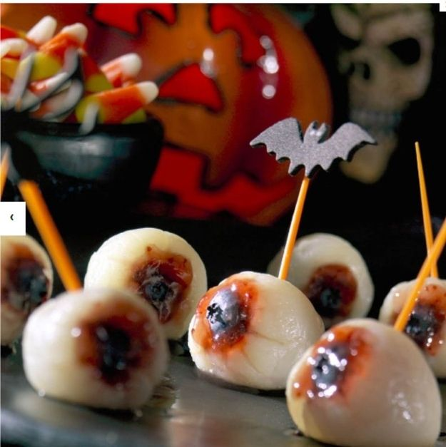 31 More Ghoulish Treats For Your Halloween Feast!