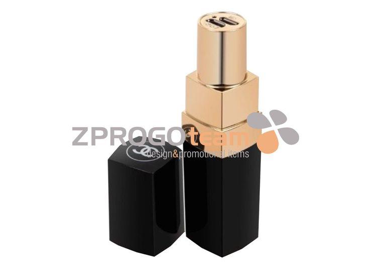 NEW: Plastic Power bank in the design of lipsticks world brand CHANNEL.